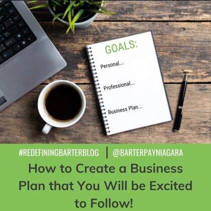 How to Create a Business Plan You Will be Excited to Follow!