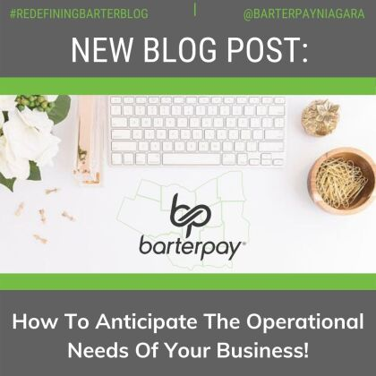 How to Anticipate the Operational Needs of Your Business!